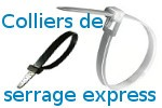 Colliers de serrage express